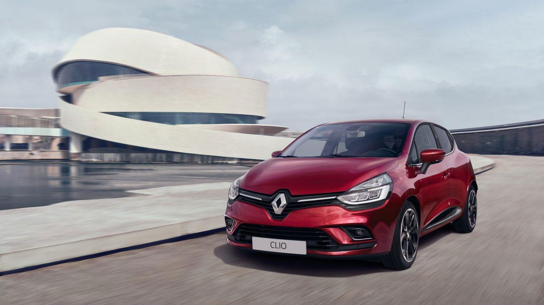 Renault|Clio|Ausdrucksstark und elegant – in den neuen Renault CLIO werden Sie sich sofort verlieben.