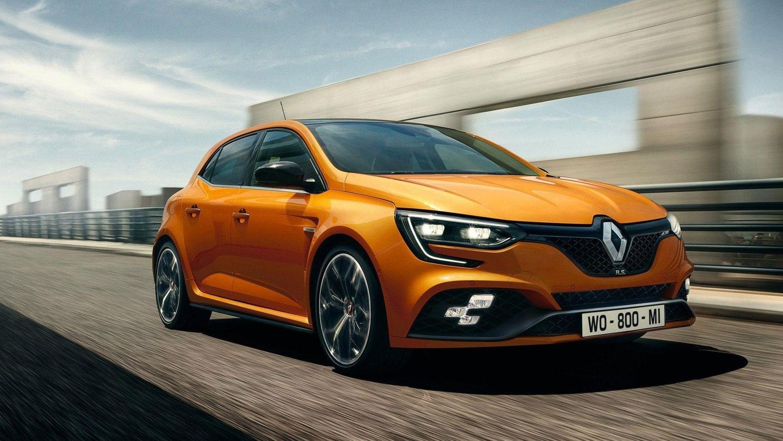 Renault|Megane|Der neue Renault MEGANE zieht alle Blicke auf sich.