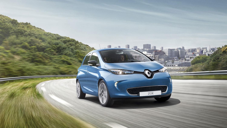 Renault|ZOE|100% elektrisch, 400km² Reichweite