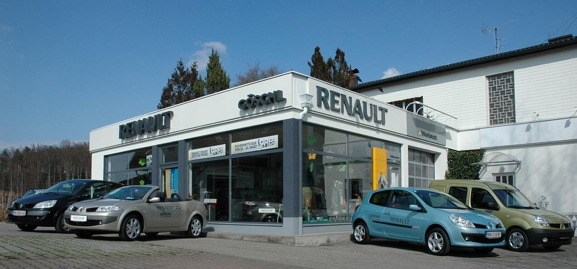 Autohaus|Göschl|Besuchen Sie uns! Wir beraten Sie gerne.